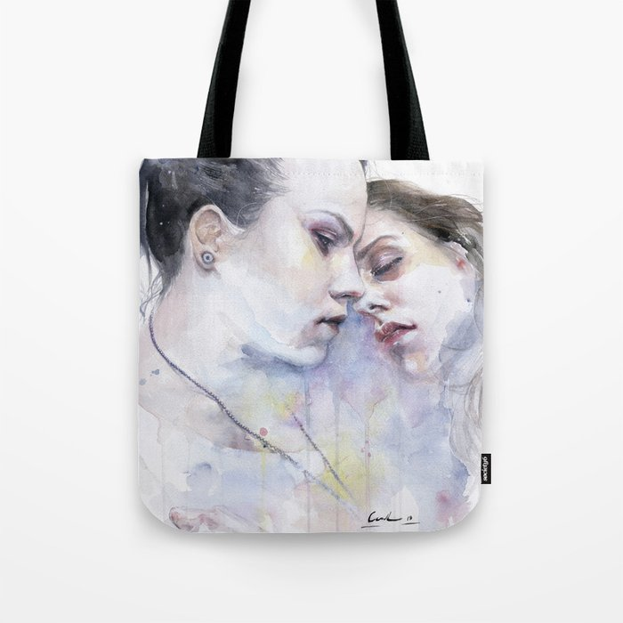 xx Love Tote Bag