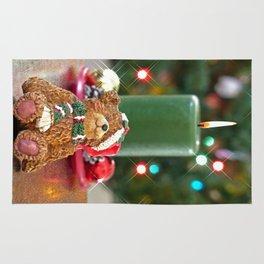 Little Bears Christmas Rug