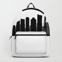 Seattle skyline Backpack