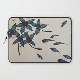 Blue flying Laptop Sleeve