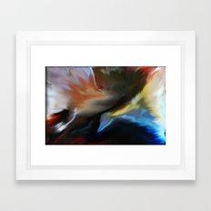SPIRITUAL AWAKENING Framed Art Print