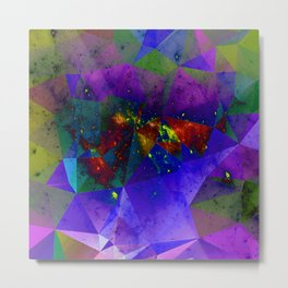 DISTURBANCES Metal Print