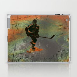 The Game Changer - Ice Hockey Tournament Laptop & iPad Skin