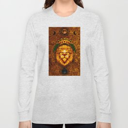 Lion's Roar Long Sleeve T-shirt