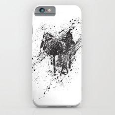 Saddle in Splatter Slim Case iPhone 6s