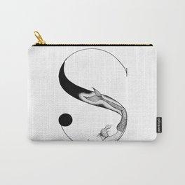 Mermaid Alphabet - S Carry-All Pouch