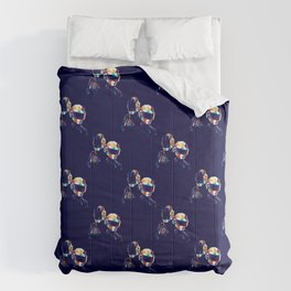 Daft WPAP Punk Comforters