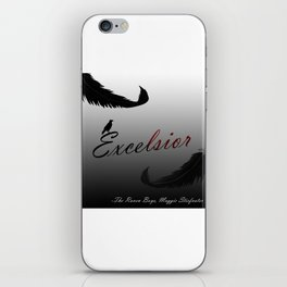EXCELSIOR   The Raven Cycle by Maggie Stiefvater iPhone Skin