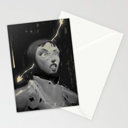 Joan of arrows Stationery Cards