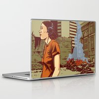 portland Laptop & iPad Skins featuring Locals Only - Portland, OR by Joshua Kemble