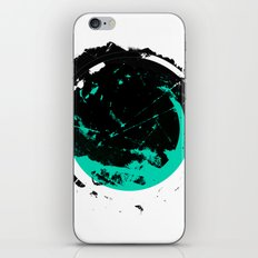 'UNTITLED #09' iPhone & iPod Skin