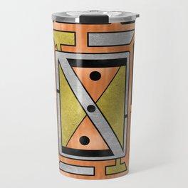 Star Chart - Metallic Coloring Travel Mug