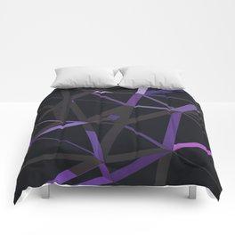 3D Futuristic GEO Lines XII Comforters
