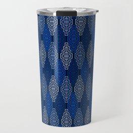 Op Art 173 Travel Mug