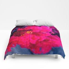 Pretty in Pink Crape Myrtle Comforters