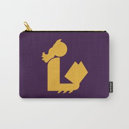 Lady Bat Reads Carry-All Pouch