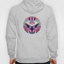 Abstract Triangle Donkey Hoody