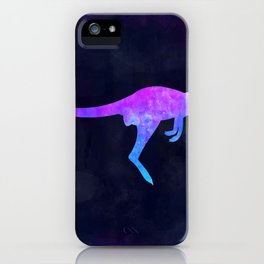 WALLABY IN SPACE // Animal Graphic Art // Watercolor Canvas Painting // Modern Minimal Cute iPhone Case