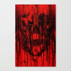 Birth of Oblivion Canvas Print