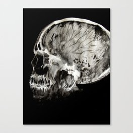 January 11, 2016 (Year of radiology) Canvas Print