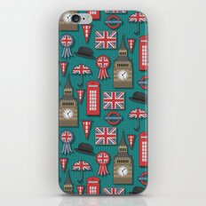 Maybe it's because I'm a Londoner iPhone & iPod Skin