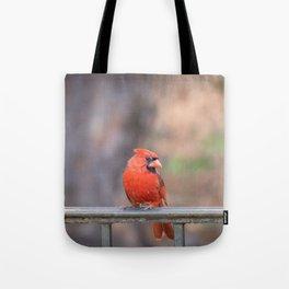 Cardinals best side Tote Bag