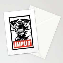 INPUT Stationery Cards
