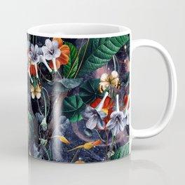 Nasturtium Night Coffee Mug