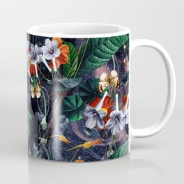 Nasturtium Night Coffee Mug