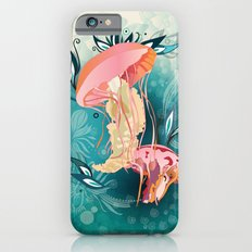 Jellyfish tangling iPhone 6s Slim Case