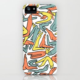 The Wiggle Orchestra iPhone Case