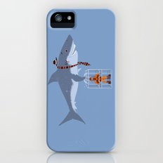 Brought My Lunch!  iPhone (5, 5s) Slim Case