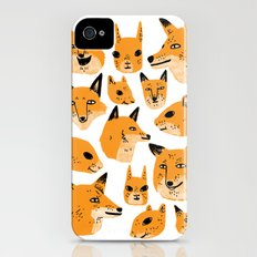 Woodland iPhone (4, 4s) Slim Case