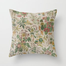 Flower for my Love 2 Throw Pillow