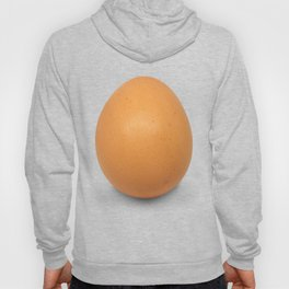 Chicken Egg , the brown eggs Artistic inspiration Hoody