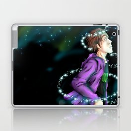 Do You Believe In Magic? Laptop & iPad Skin