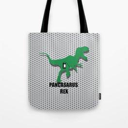 Pancasarus Rex Tote Bag
