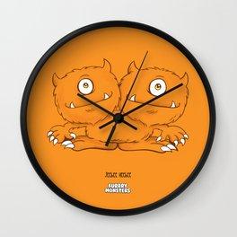 Jeebee Heebee Wall Clock