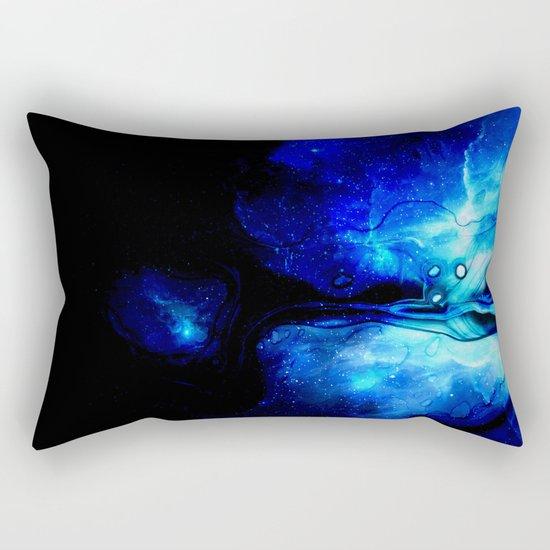 Le Fleur du Ciel Rectangular Pillow