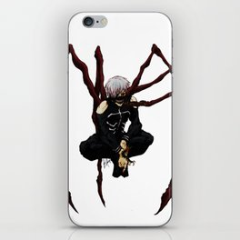 Better centipedes than spiders iPhone Skin