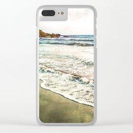 Mrisa Clear iPhone Case