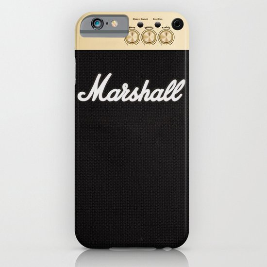 Marshall for iPhone 5 iPhone & iPod Case