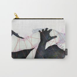 Lovers_over the rainbow Carry-All Pouch