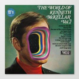 The World Of Kenneth McKellar Vol2 Canvas Print