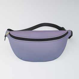 Gradient Dawn Pink Purple Blue Fanny Pack