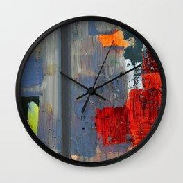 Love Abstract Wall Clock
