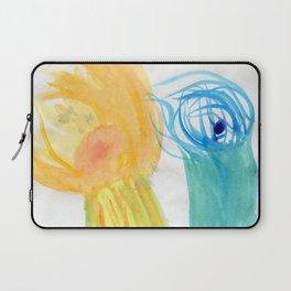 Neon Anemone Laptop Sleeve