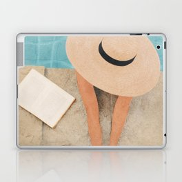 On the edge of the Pool II Laptop & iPad Skin