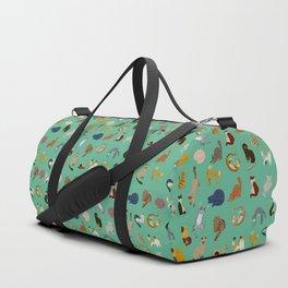 Kitties everywhere Duffle Bag