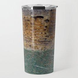 Abstract - Three of Many Travel Mug